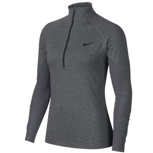 Nike Zip up Pullover